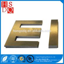 Producer Silicon Steel EI Lamination Transformer Core