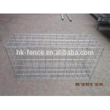 Hot Dipped 5mm welded gabion manufacture