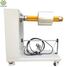 Desenrolador de rolo de etiqueta para motor elétrico