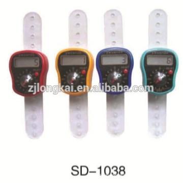digital hand finger compass tally counter