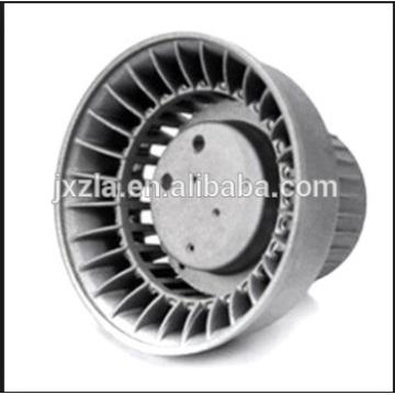 Die casting parts aluminum led heat housing