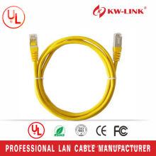 Высококачественный UTP многожильный мягкий кабель коммутационного шнура cat6 28awg / 26awg