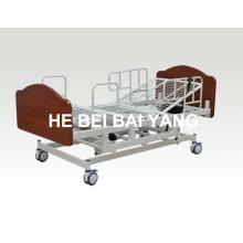 (A-186) Cama elétrica de enfermagem multifuncional para cuidados domiciliários