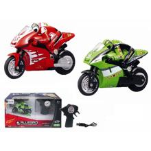 Controle remoto motocicleta brinquedo de controle de rádio (h7409051)