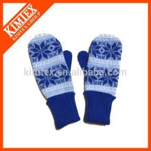 Mantas al por mayor del knit del acrílico del invierno