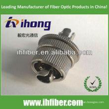 ST atenuador de fibra óptica variável