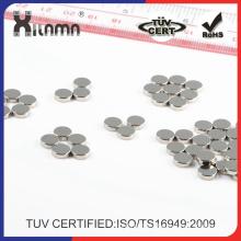 N50 Grade Rare Strong Round Magnet 12X3mm Rare Earth Neodymium Magnets