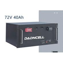 Блок батарей большой емкости аккумуляторных батарей 72В 40Ах длительного срока службы модульный для Хонда