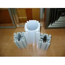 Теплоизоляция деревянного зерна алюминиевый профиль для окна (HF015)