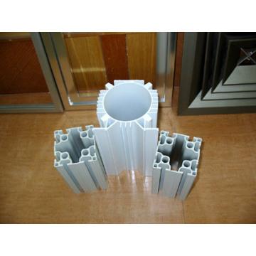 Wood Grain Thermal Insulation Aluminum Profile for Window (HF015)