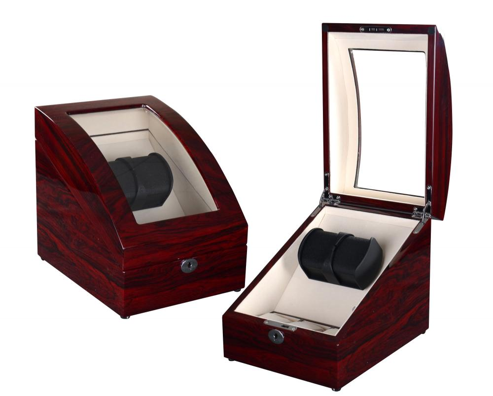 Ww 8221 Rose Wood Watch Winder Box