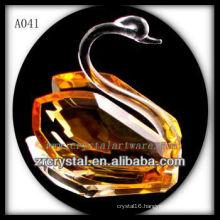 Nice Crystal Animal Figurine A041-golden