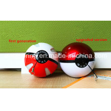 1000mAh Pokemon Go Ball Cargador Banco de energía Pikachu Ball