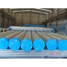 Hohe Qualität ASTM A53 A795 En10255 BS1387 As1074 UL FM Stahlrohre