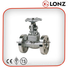 ANSI Stainless Steel Flanged Forged Steel Gate Valve