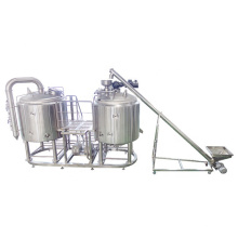 Automatic beer brewing system steam brewing system