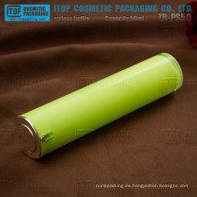 ZB-PS50 50ml novedad uso amplio buena calidad 50ml acrílico plástico cosmético botella privada de aire