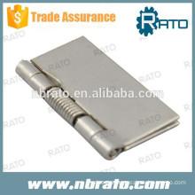 RH-118 iron flat spring weld on hinge