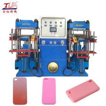 Imprensa da tampa do telefone do silicone de Dongguan que faz a máquina