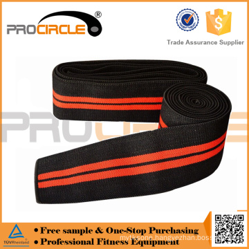Gym Training Adjustable Elastic Knee Wraps Supports
