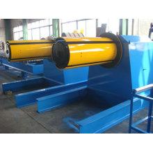 Working Speed 40m/Min 20 Ton Hydraulic Decoiler
