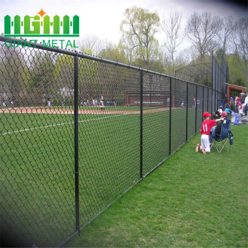 9 Gauge Chain Link Fence For Baseball Fields