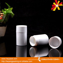 50ml wholesale cylinder plastic deodorant container packaging