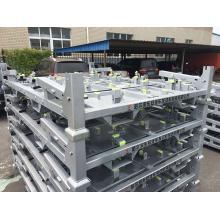 Rack de transporte para piezas de vehículos