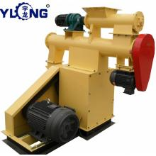 1TON/H poultry feed pellet machine
