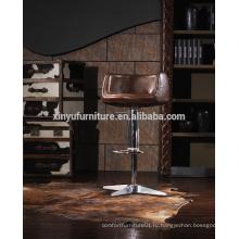 Высококачественный кожаный стул для стула A619