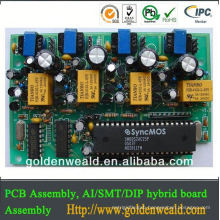 pcba pcb assembly oem &odm ups pcb assembling Multilayer PCB with ENIG and OSP