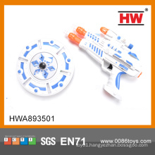 2015 Hot sale funny space electric gun police