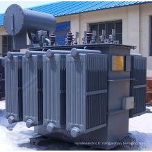 Le transformateur de redresseur à huile immergé 10kv / 33Kv / 69kv a
