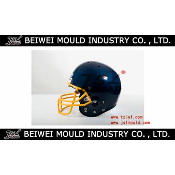 Plastic with Metal Parts Football Helmet