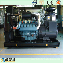 Volvo 125kVA Trailer Mobile Diesel Generator