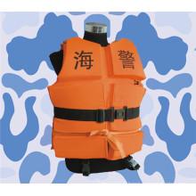 Gilet pare-balles de flottaison UHMWPE pour marine