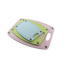 3PCS Chopping Board Plastic Kitchen Mini Cutting Board