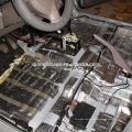 cinta de betún de aluminio a prueba de sonido que se utiliza para el aislamiento de automóviles