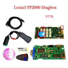 Lexia3 Diagnosetool PP2000 für Citroen Peugeot mit Diagbox Scanner