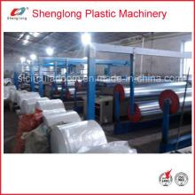 Sparen Sie Power PP Plastikgewebte Beutel Extruder Extrusion Machinery