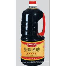 1.7L Mushroom Dark Soya Sauce with Best Quality
