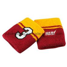 Cheap Cotton Terry Sports Wristband/Headband