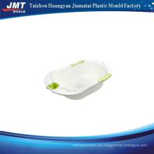 exportación de inyección de plástico bebé bañera molde