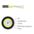 Fábrica de fornecimento Fibra Óptica Cabo Único Modo Anúncios 12,24, 48, 72, 96, 144 FTTH / FTTX FTTX cabo de fibra exterior, cabo de fibra GYXY