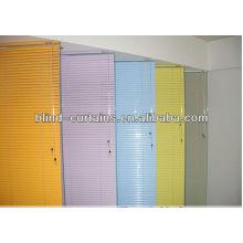 Functional aluminum venetian blinds