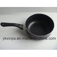 Utensílios de cozinha Alumínio não-Stick / Pot de leite de cerâmica Panelas