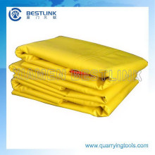 Recyclable Polymer Air Bags/Cushion for Wire Saw Stone Quarry