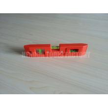 Estilo popular torpedo plástico nível