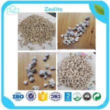 Tratamento de água Clinoptilolite Zeolite Price for Filter Media