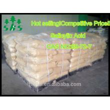 (GMP Factory) aspirin raw material Salicylic Acid Cas:69-72-7